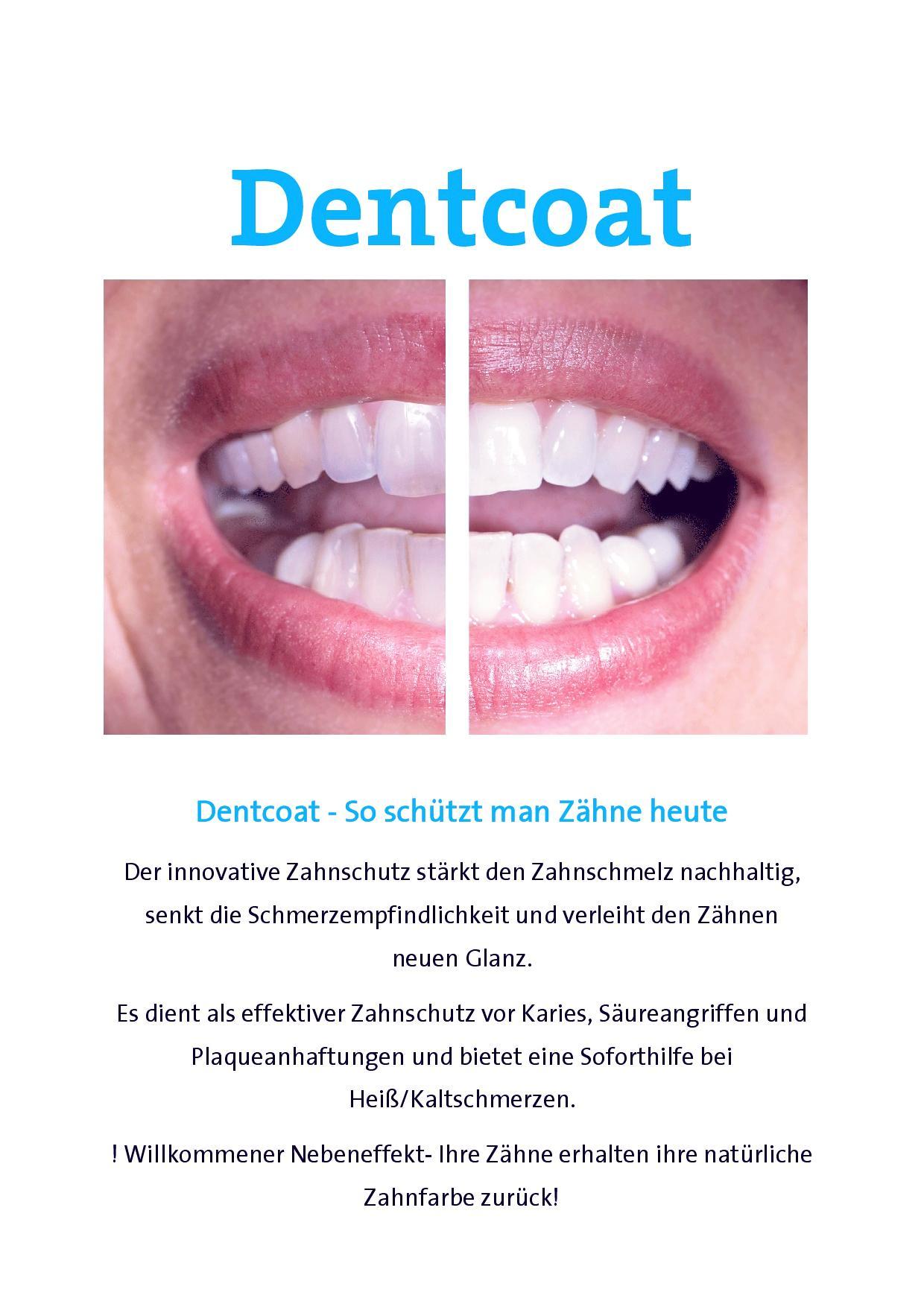 Zahnschutz 2.0 mit Dentcoat- was wir aus dem Tierreich lernen können.