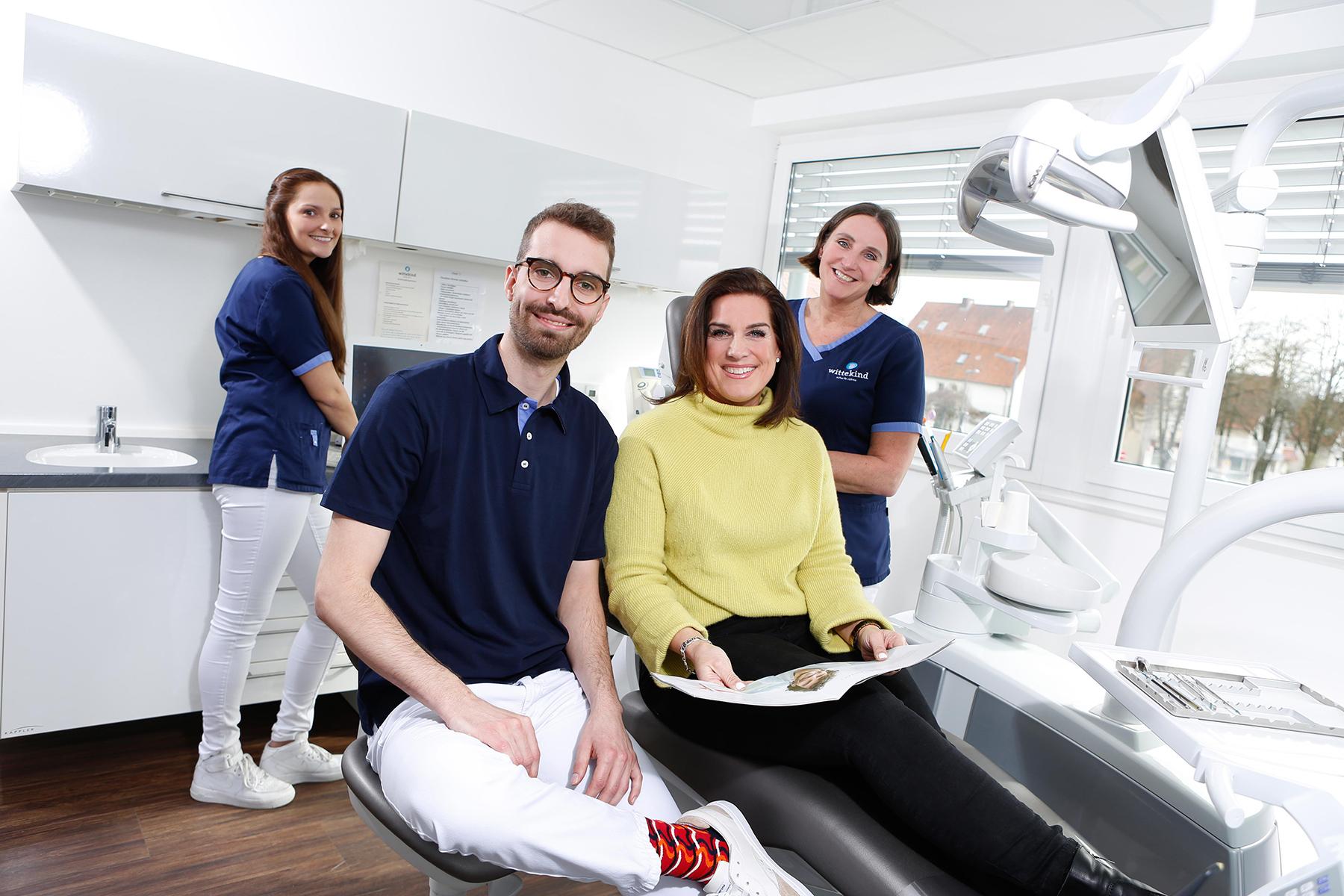Ästhetische Zahnheilkunde bei Zahnarzt Wittekind Osnabrück