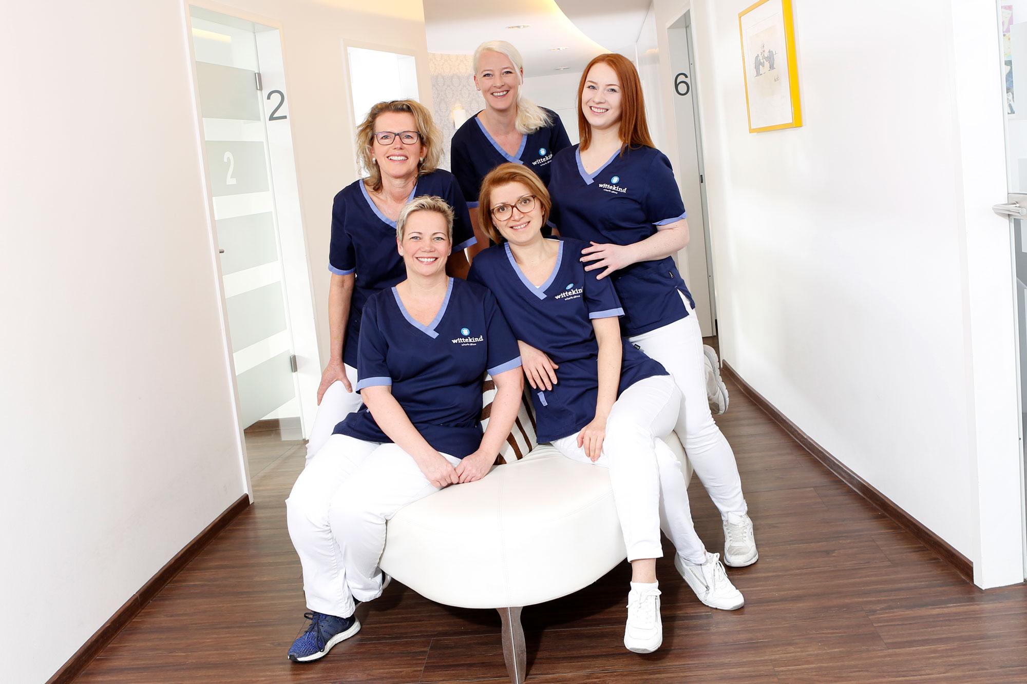 Prophylaxe / Professionelle Zahnreinigung - Zahnarzt Wittekind Wallenhorst